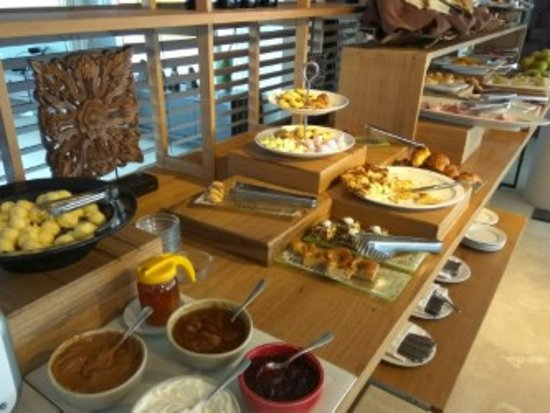 Awa Boutique and Design Hotel: Breakfast!
