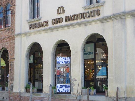 Gino Mazzuccato Murano Glass