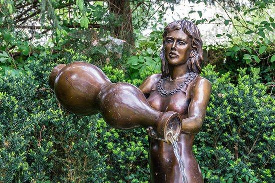 Sunken Gardens: Rebekah at the Well