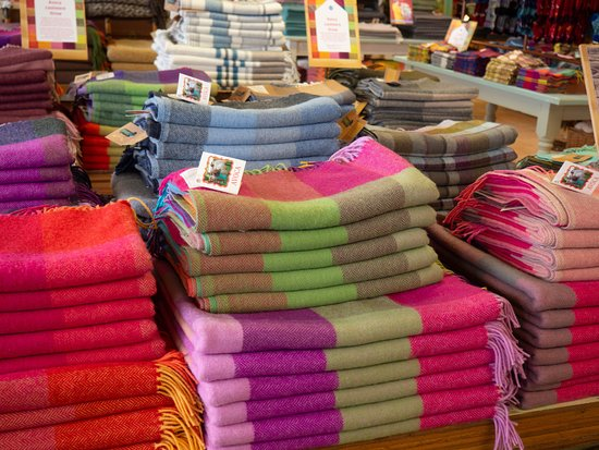 Avoca Moll's Gap: downstairs gifts to purchase