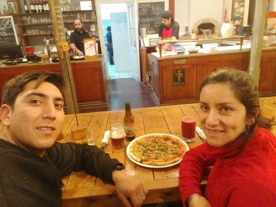 Pizzeria Mesita Grande: IMG_20180524_204021_large.jpg