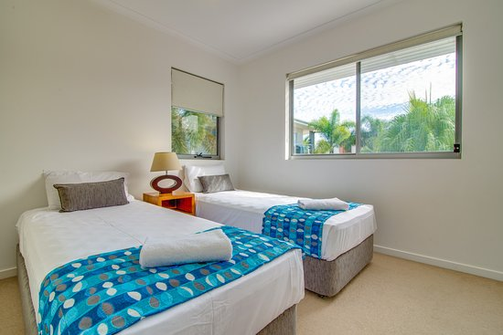 Coolum Beach, Australien: 3rd bedroom 3 bedroom villa