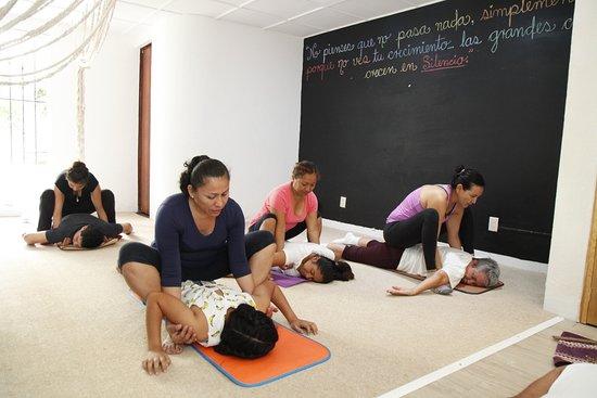 Santa Cruz Huatulco, Meksyk: Curso Masaje Tailandes