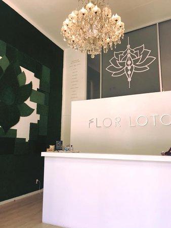 Santa Cruz Huatulco, Mexico: Recepción Flor Loto te hace sentir como en casa con un toque de frescura