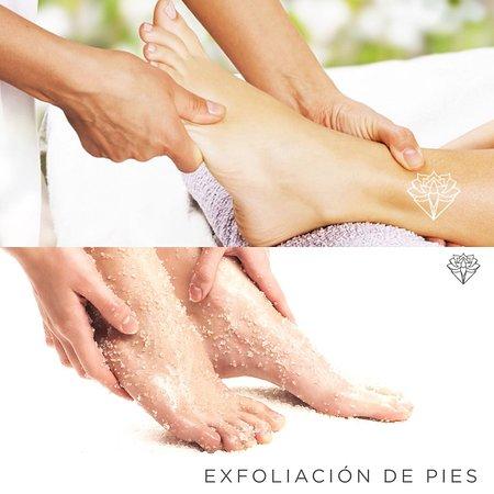 Santa Cruz Huatulco, Mexico: Tenemos promociones por mes que puedes aprovechar Reflexología + Exfoliación de pies