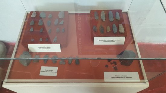 Bilde fra Museo de Antropologia de Salta
