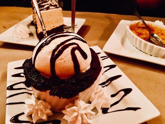 Garden Cafe: Dessert