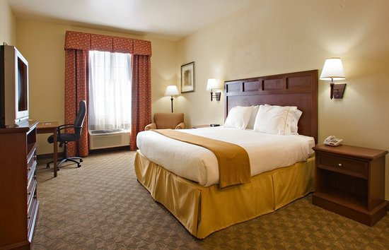 Levelland, TX: Guest room