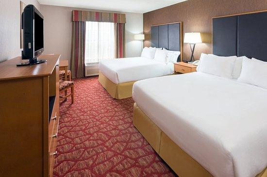 Holiday Inn Express Grants Pass: Guest room