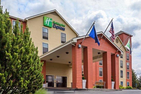 Holiday Inn Express Grants Pass: Exterior