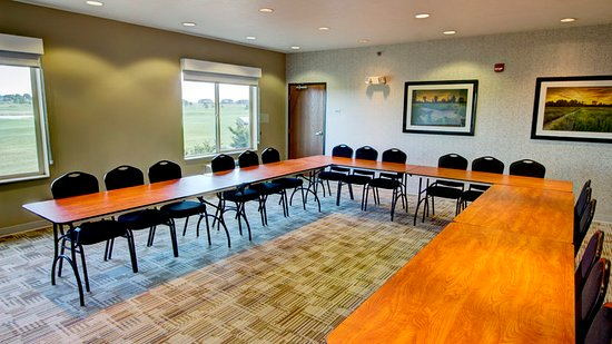 Sioux Center, IA: Meeting room