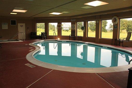 New Columbia, PA: Pool