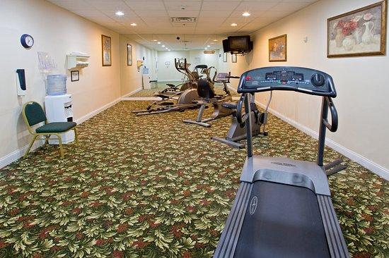 Stevensville, MI: Health club