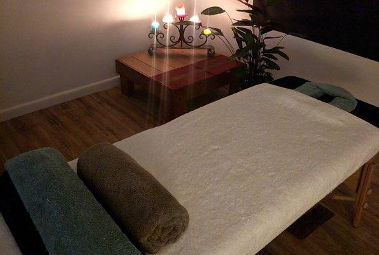 Elwood, Australia: Massage space