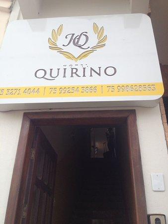 Euclides Da Cunha, BA: Porta de entrada - frente a escada.