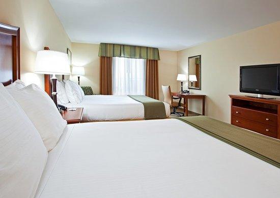 Portland, IN: Guest room