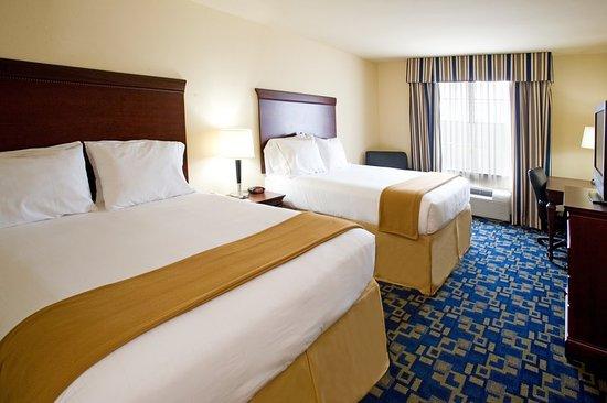 Jourdanton, TX: Guest room