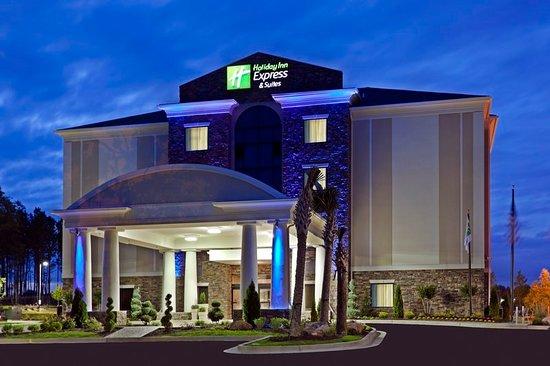 Holiday Inn Express Hotel Suites Atlanta Southwest Fairburn