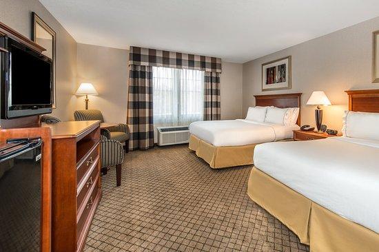 Tilton, NH : Guest room