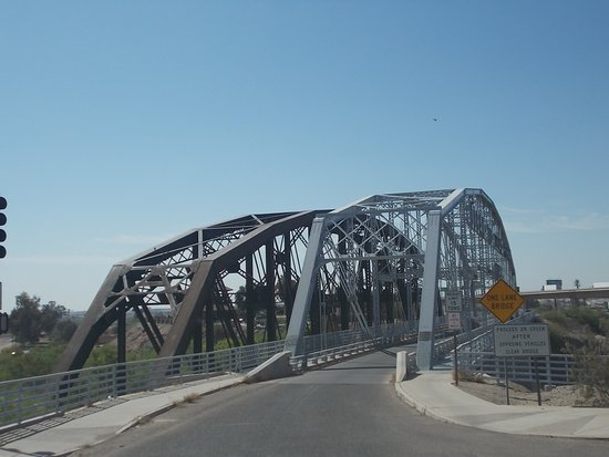 Ocean-To-Ocean Bridges, Yuma Crossing National Heritage Area, Yuma, AZ