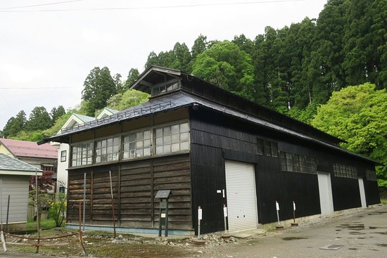 Former Kakunodate Yarn Factory
