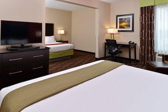 Alva, OK: Guest room