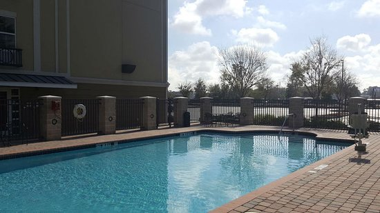Holiday Inn Express Jacksonville East: Pool
