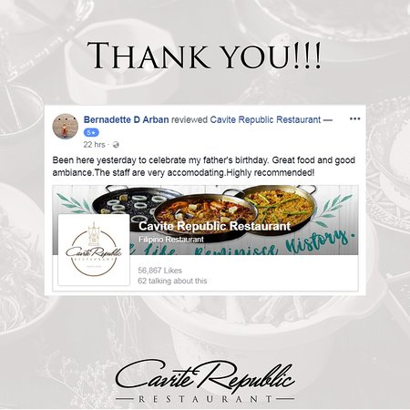 Trece Martires, Philippines : Thank you for rating us!