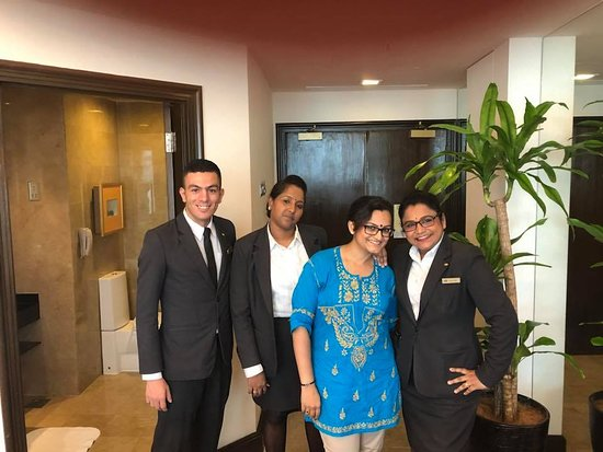 Sunway Resort Hotel & Spa: Staff that greets you like family..