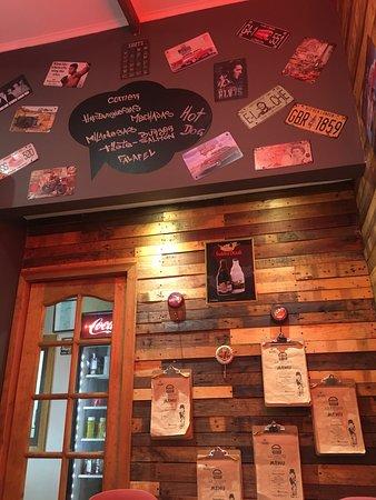 Decoración Picture Of La Terraza Burger Bar Puerto Aisen
