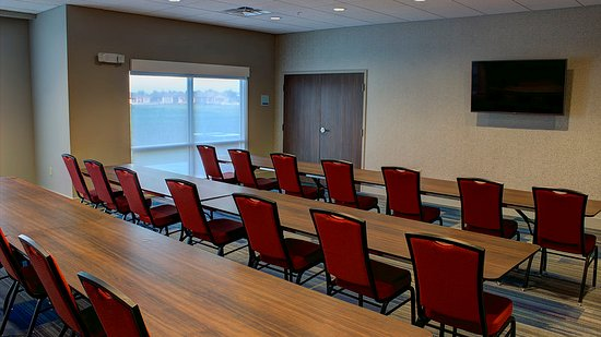 Spencer, IA: Meeting room