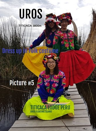 Titicaca Lodge Peru: Activities around the lodge
