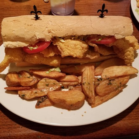 New Orleans Hamburger and Seafood Co. Φωτογραφία