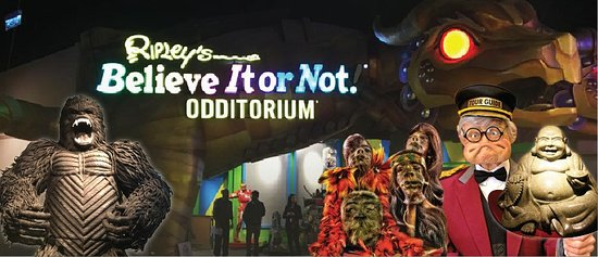‪Ripley's Believe It or Not! Odditorium‬