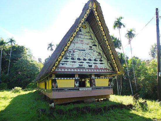Babeldaob Island