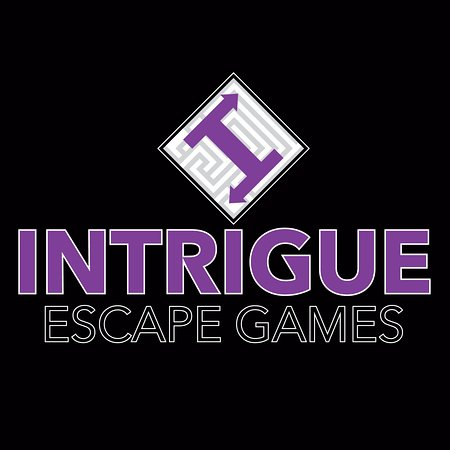 Маунт-Плезант, Мичиган: Intrigue Escape Games logo