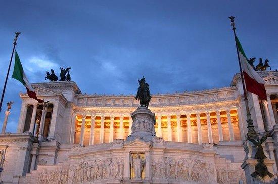 Semi - Private Essence of Rome and Trastevere Half Day Tour