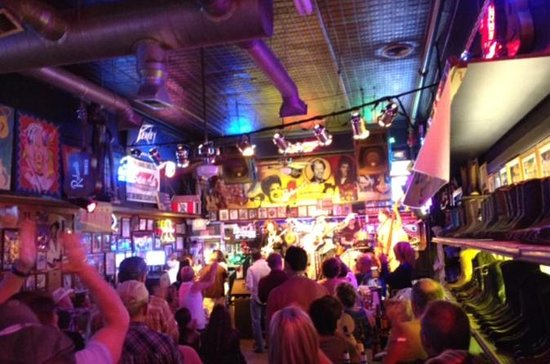 Honky Tonk Bar Pass