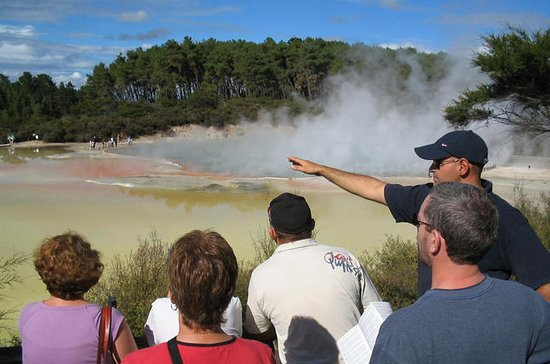 Rotorua Eco Thermal Small Group...