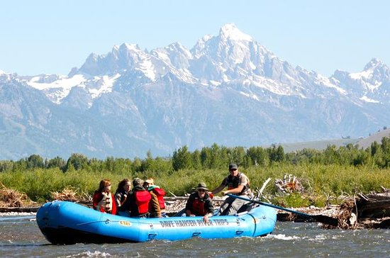Scenic Raft Trip on Jackson Hole's...