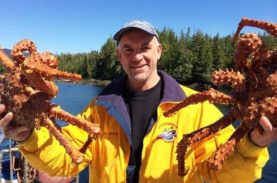 Excursión de pesca de cangrejos en el...
