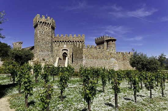 Napa Valley Wine Trolley og Castle...