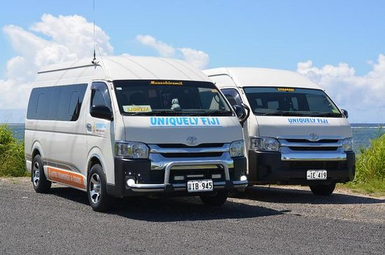 Private Nadi Airport Arrival Transfer Shuttle Charter