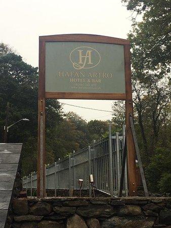 Llanbedr, UK: Welcome to Hafan Artro