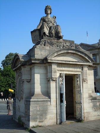 Statue de Rouen