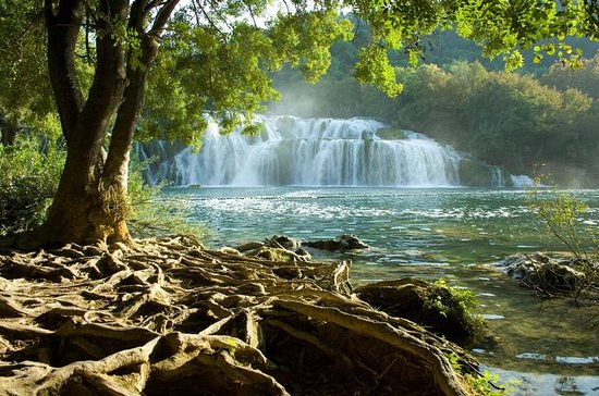 Full Day Private Tour Krka and Sibenik...