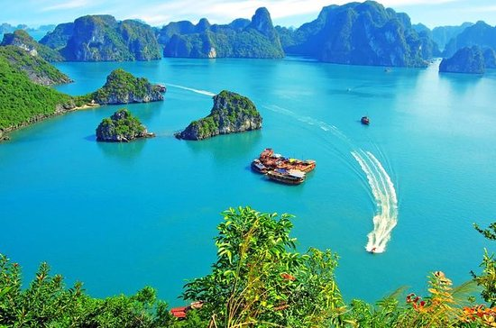 Halong Bay Full-Day Guided Tour...