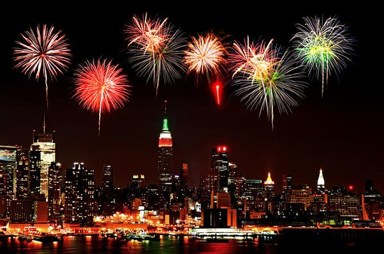 New York City New Year's Eve...