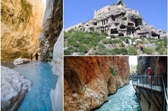 Adventure in Saklikent Gorge and...
