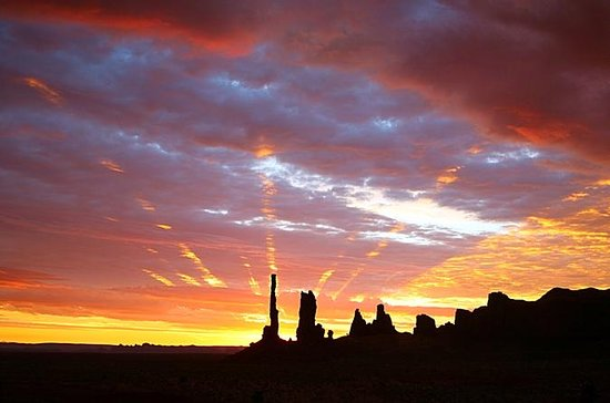 Tour della Monument Valley all'Alba o